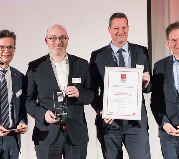Mitarbeiter wählen LIS in den Kreis der besten Arbeitgeber im Münsterland
