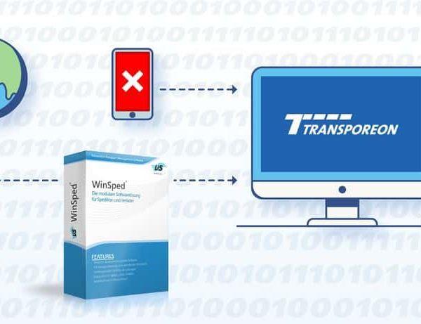 LIS programmiert Schnittstelle zu Mobile Order Management von Transporeon