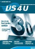 Cover der LIS4U Herbst 2010