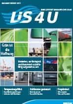 Cover der LIS4U Herbst 2011