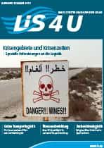 Cover der LIS4U Sommer 2013