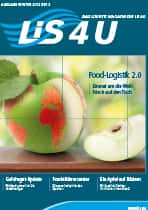 Cover der LIS4U Winter 2012