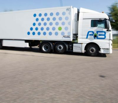 AB Transport Group onderweg