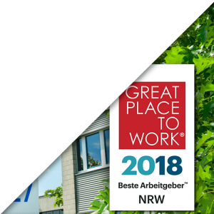 Great Place To Work banner