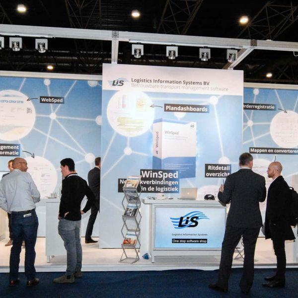 ICT & Logistiek: Viele Besucher am LIS-Messestand