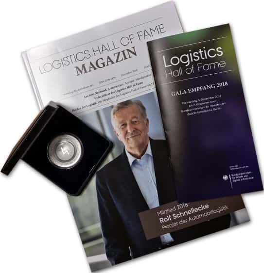 Magazin Logistics Hall of Fame