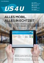 Cover LIS4U Frühjahr 2019