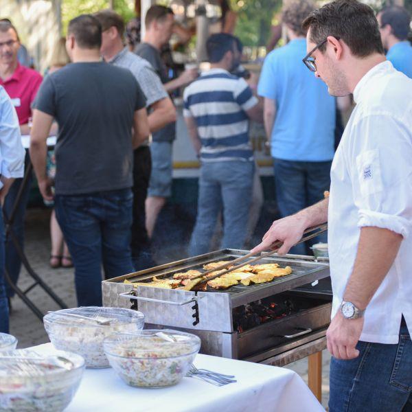 LIS feiert Richtfest in Greven